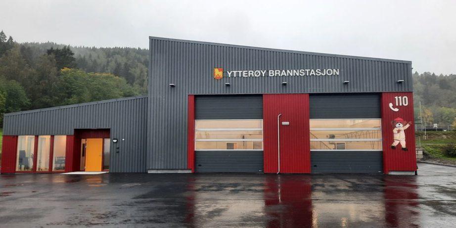 Ytterøy brannstasjon 1-9
